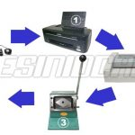 Paket Mesin ID Card Instan