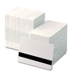 Blank Card Magnetic