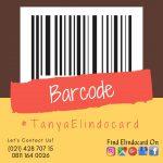 Cetak Kartu Barcode