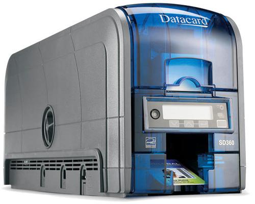 Printer Datacard CD868