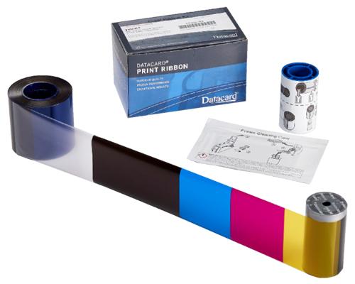 Ribbon Color Datacard