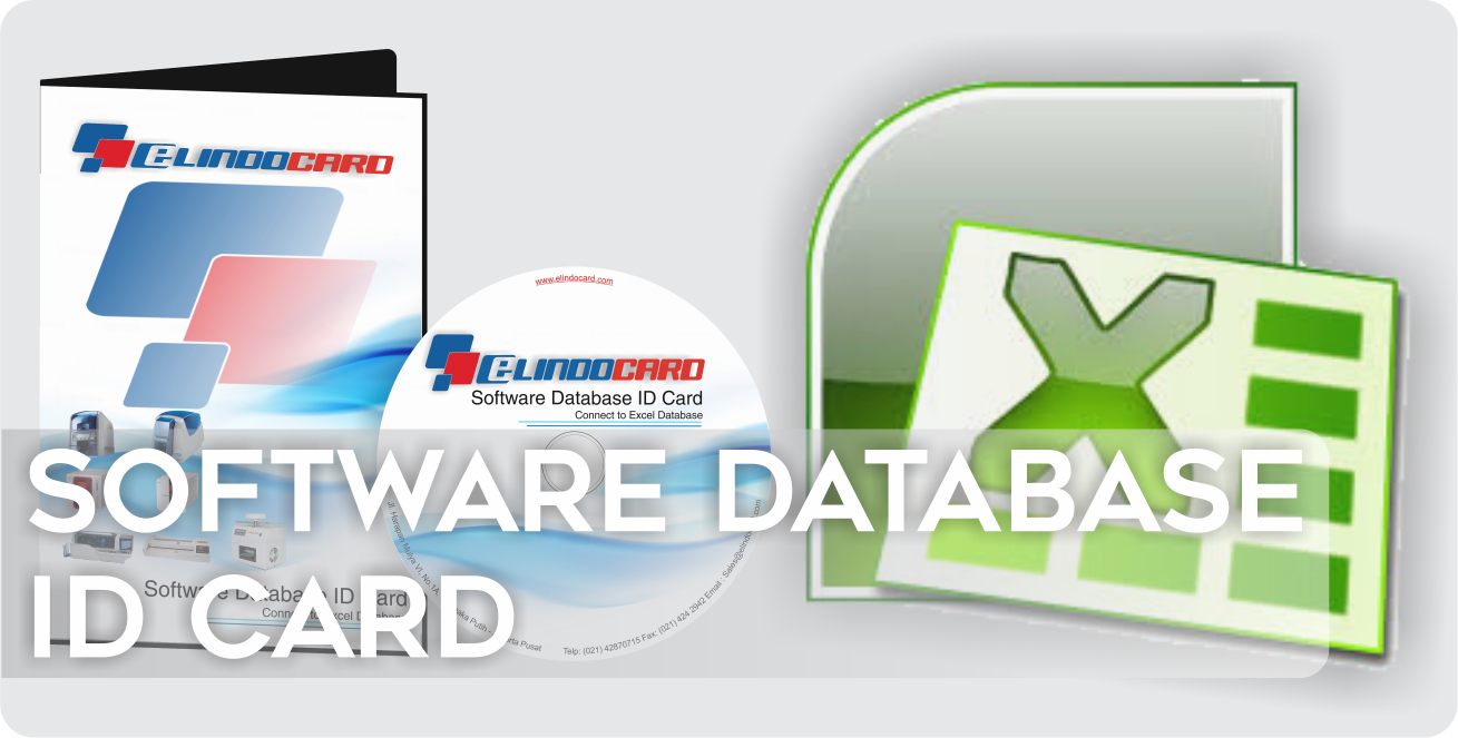 software cetak id card database